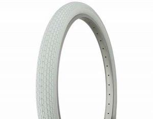 white cruiser bike tires