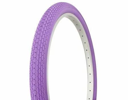 Purple Beach Cruiser Tires