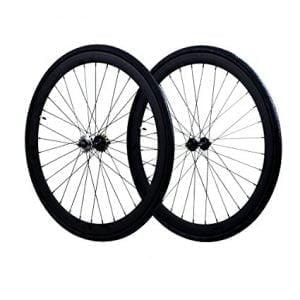 Black Fixie Wheels
