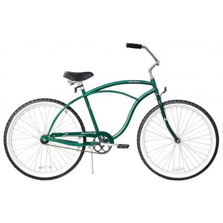 Green Cruiser Bike