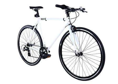 White Velo 7 Hybrid