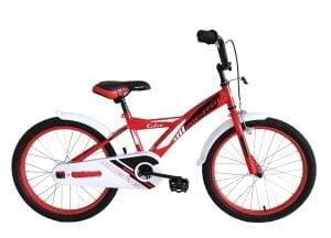 Red Kids Bike