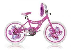 Pink Kids Bike