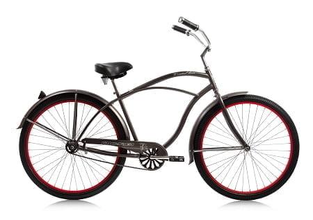 Matte Mocha Cruiser Bike