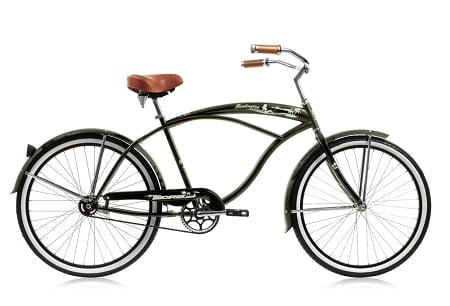 Army Green Cruiser Bike