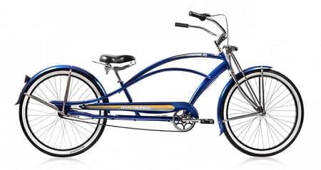 Blue Chopper Cruiser Bike