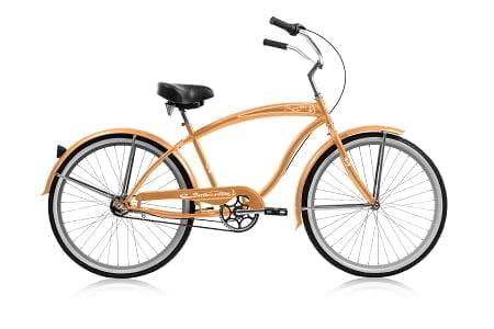 Saffron Cruiser Bike