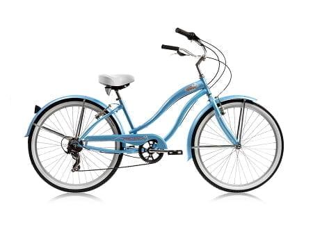 Baby Blue Cruisr Bike
