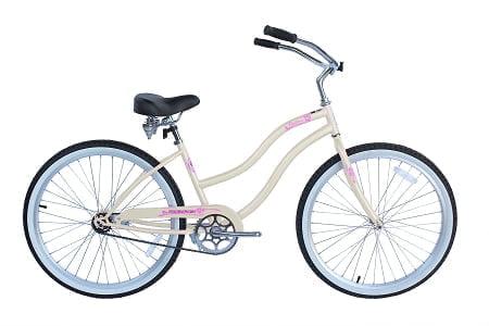 Vanilla Cruiser Bike