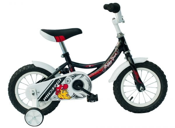 Black Kids Bike