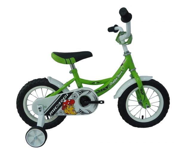 Green Kids Bike