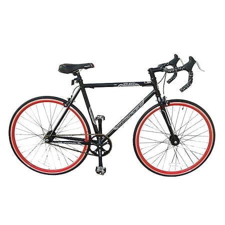 Black Fixie Bike