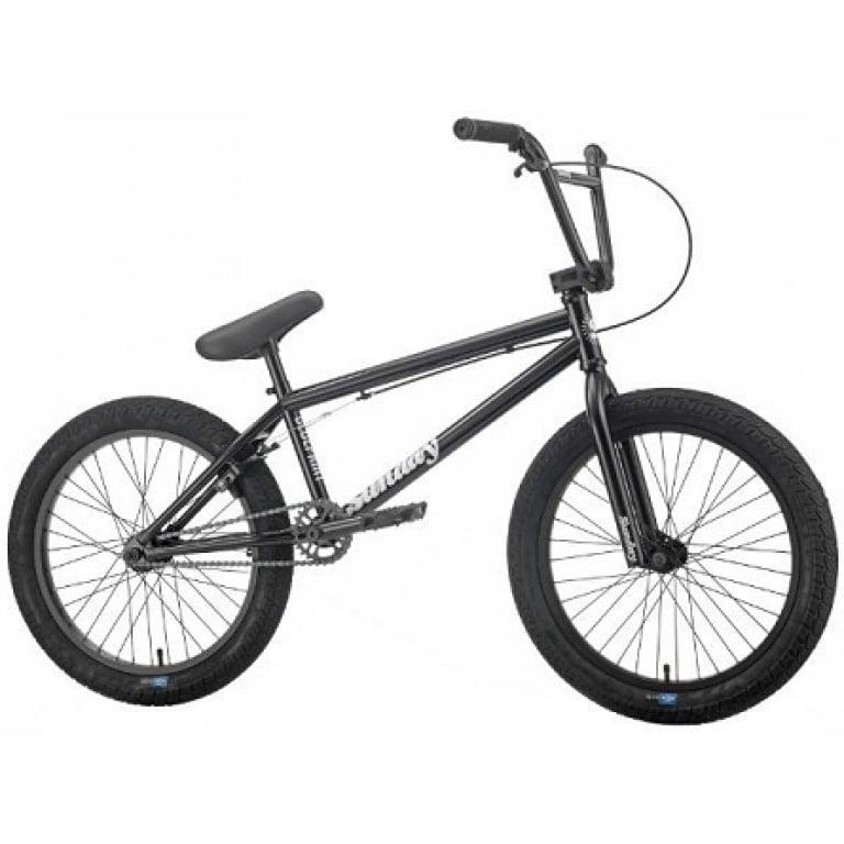 2019 Black Sunday BMX Bike