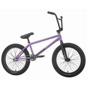 Sunday Ex Elstran BMX Bike in Lavender