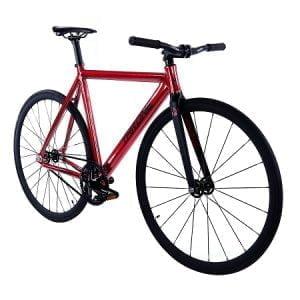 Throne Track Bike Red