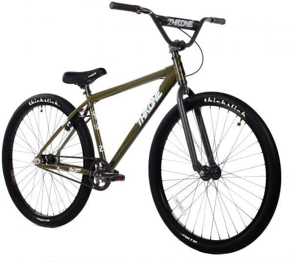 throne fixed gear bikes