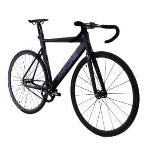 Black Tracklord Track Bike