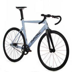 White Tracklord Track Bike