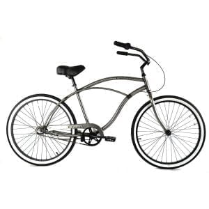 ZF Beach Cruiser Bike 3 Speed