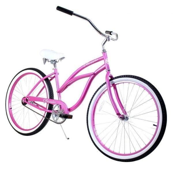 ZF Beach Cruiser Pink