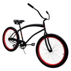 ZF Black Gold Cruiser Bike