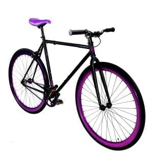 ZF Bikes - Fixed - Grape Soda