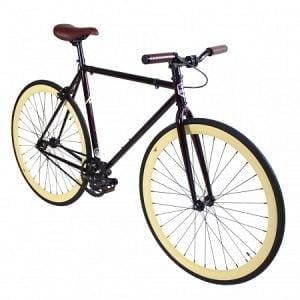 ZF Fixed Gear Bike - Robin
